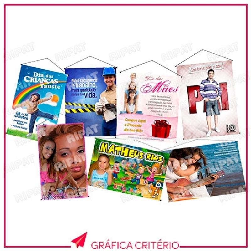 Faixas e Banners Valor Jardim Atibaia - Impressão de Banner