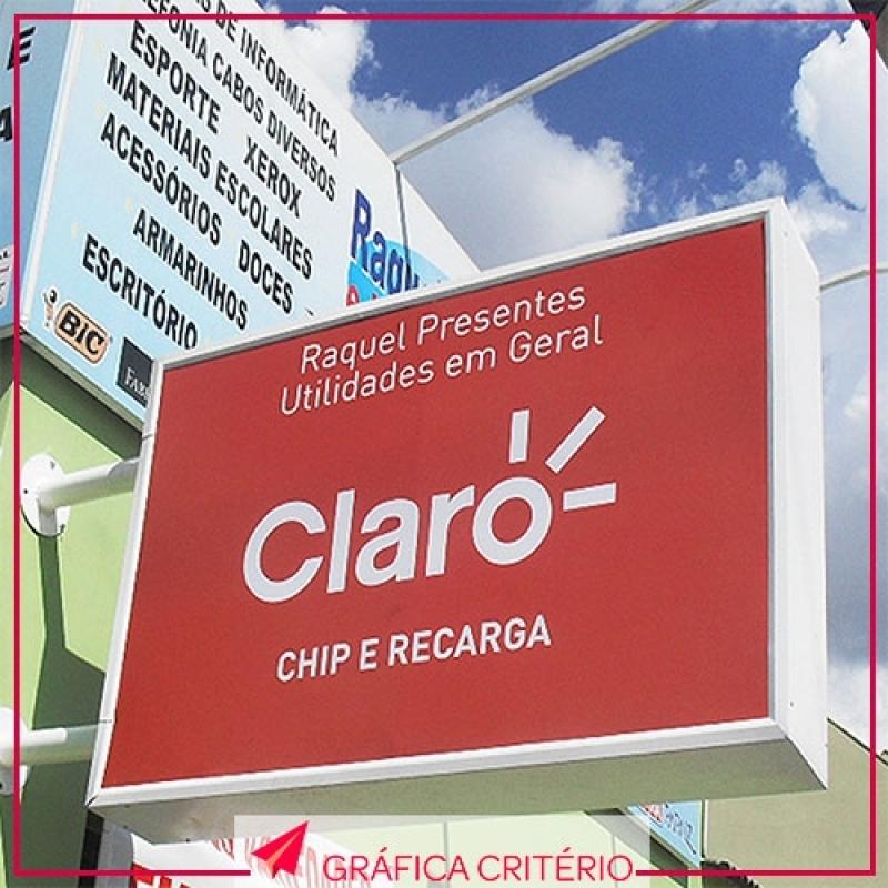 Gráfica para Banner Lona Front Light Vila Nogueira - Banner Roll-up