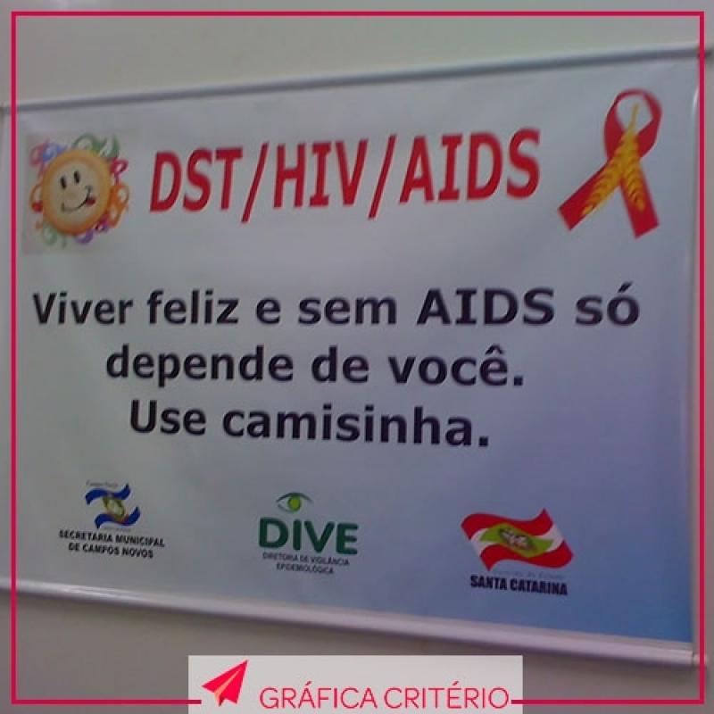 Gráfica para Faixas e Banners Vila Romana - Banner para Festa