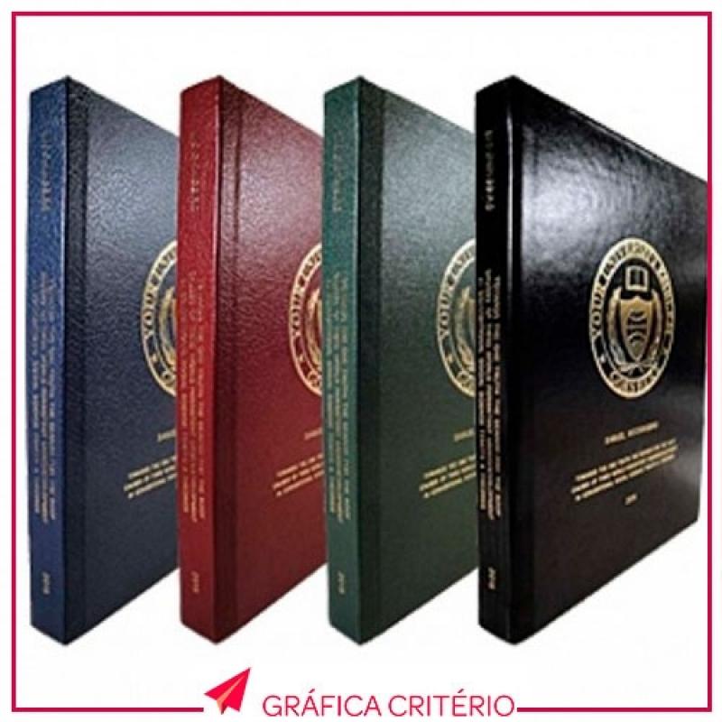 Gráfica para Impressão e Encadernação de Capas Personalizadas Jardim Atibaia - Impressão e Encadernação de Capa Dura