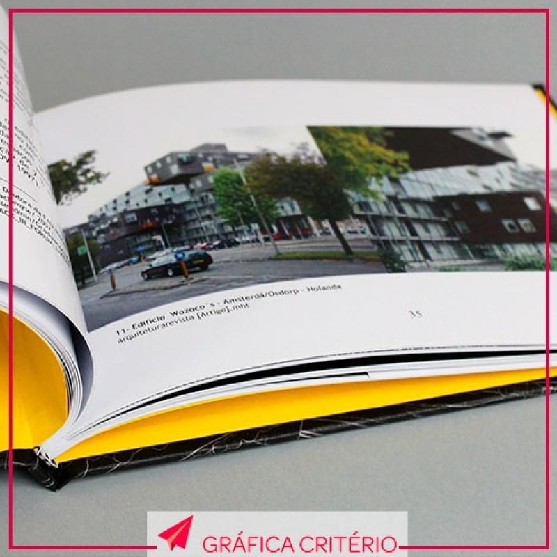 Gráfica para Impressão para Monografia Luz - Impressão e Encadernação de Capa Dura