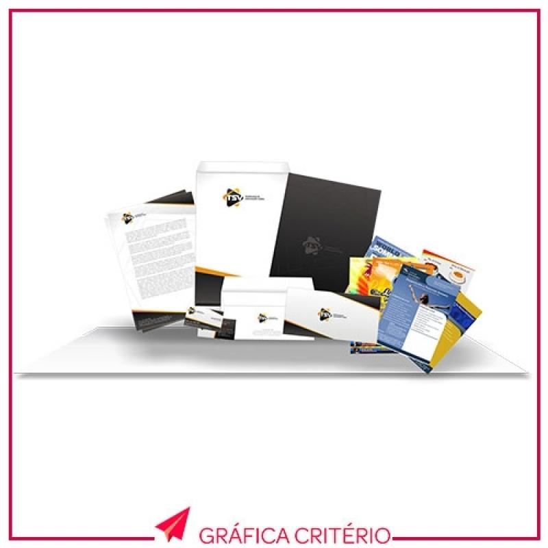 Impressão de Folders Preço Vila Sônia - Impressão de Plotagem