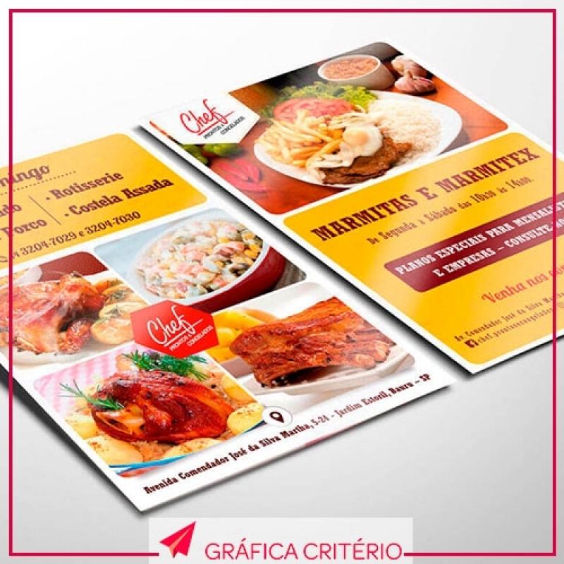 Impressão de Folhetos Valor Cambuci - Impressão de Convites