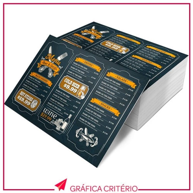 Impressão de Material Valor Jardim Guedala - Impressão de Tcc