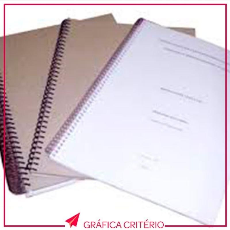 Serviço de Impressão Monografia Vila Sônia - Impressão e Encadernação de Capas Personalizadas