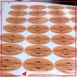 como imprimir etiquetas com corte especial Vila Olímpia