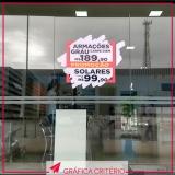 comunicação de vitrines preço Vila Jataí