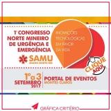gráfica para banner para eventos Jardim Paulista