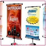 gráfica para fazer faixas e banners Vila Pirituba