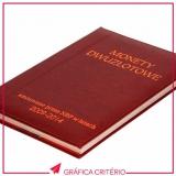 gráfica para impressão monografia Santa Cecília