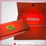 impressão de convites valor Vila Buarque