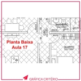 impressão de plantas preço Jardim Paulista
