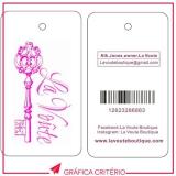 impressão de tags preço Vila Sônia
