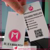 serviço de impressão de tags Avenida Paulista